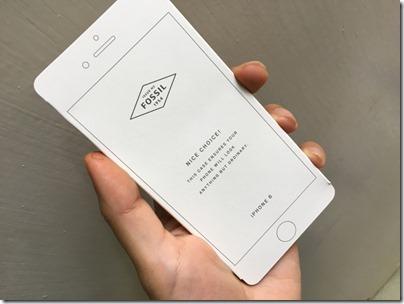 Fossil Emma RFID Smartphone wristlet