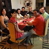 2010-11-11, Confraternização Equipe Web