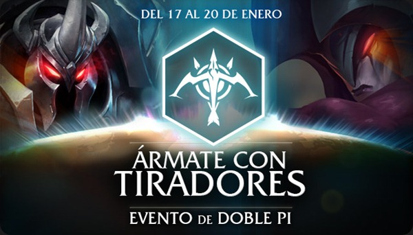 League Of Legends tiradores