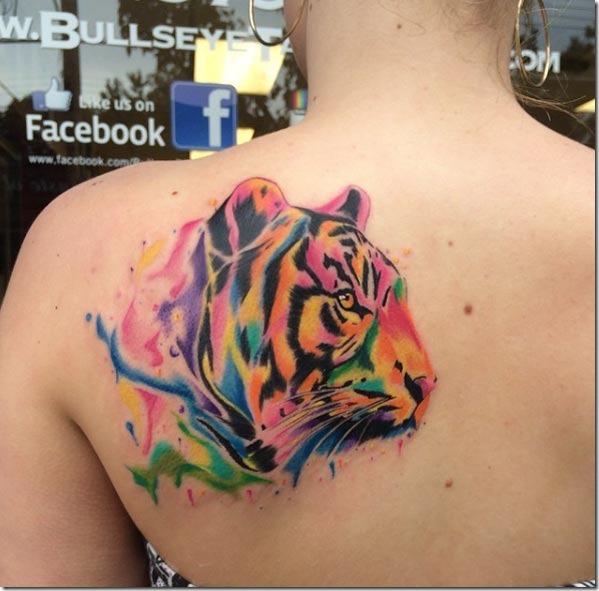Este tigre