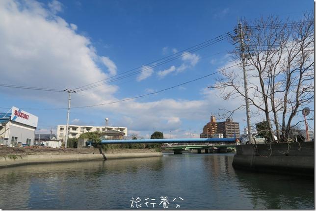 四國德島 葫蘆島周遊船 新町川水際公園 (26)