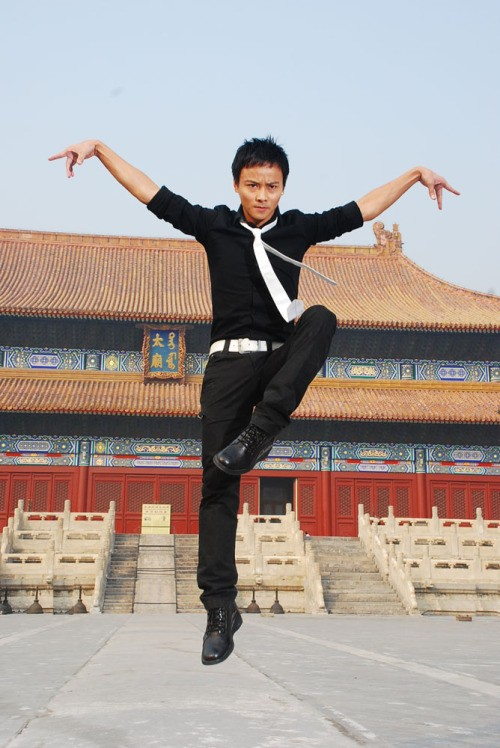 Max Zhang Jin China Actor