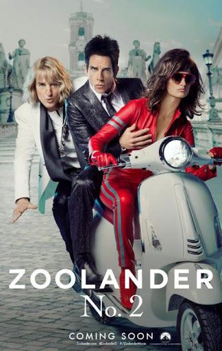 Zoolander 2 (2016) ซูแลนเดอร์ 2: เว่อร์วังอลังการ