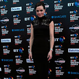 WWW.ENTSIMAGES.COM -   Victoria Pendleton   at      BT Sport Industry Awards at Battersea Evolution, Battersea Park, London May 2nd 2013                                                  Photo Mobis Photos/OIC 0203 174 1069