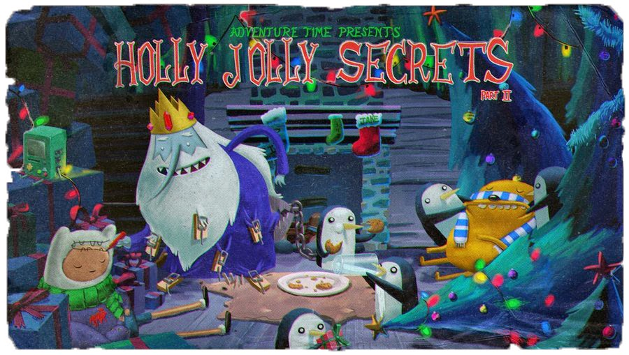 Segredos Holly Jolly – PT.2