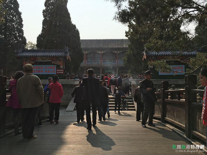 [中國.北京] 清代的皇家園林 頤和園:蘇州街/萬壽山/四大部州/長廊/昆明湖