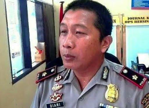 Asyik Nyabu, Ketua RT  di Makassar Diciduk Polisi