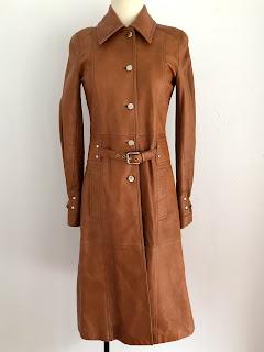Dolce & Gabbana Lambskin Trench Coat