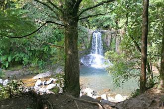 """Photo: Waiau falls an der """"309"""" Road"""