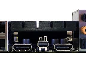 Refrigerador chipset Zotac Z77 ITX Wifi