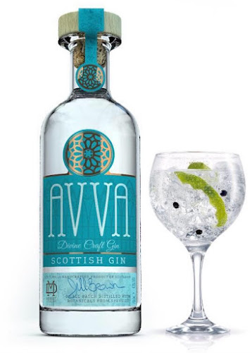 Avva Scottish Gin, Gin, Berry Good, Gerry's Kitchen