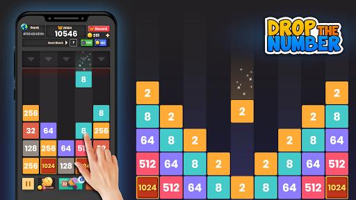 Drop & Merge: Number Puzzle 2048 1.1.0.1 screenshots 1