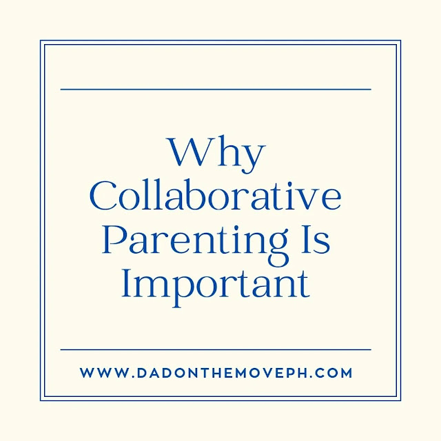 The importance of collaborative parenting