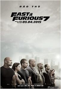 Quá Nhanh Quá Nguy Hiểm 7 - Fast & Furious 7 poster