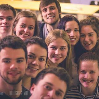 Lahinguks valmis! - Kuressaare Siioni kiriku noorte talvelaager