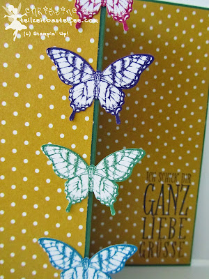 stampin up, papillon potpourri, wimpeleien, perfect pennants