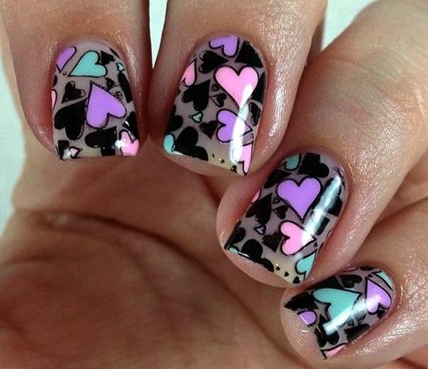 Cute Nail Polish Ideas For Summer 2018 5