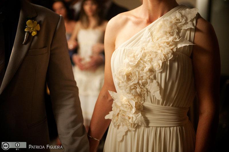 Foto de casamento 0715 de Karina e Luiz. Marcações: 30/10/2010, Casamento Karina e Luiz, Rio de Janeiro.