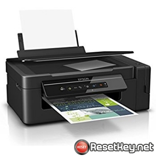 Reset Epson ET-2600 ink pads are at the end of their service life