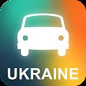 Ukraine GPS Navigation icon