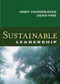 Cover of Andy Hargreaves's Book The Seven Principles Of Sustainable Leadership