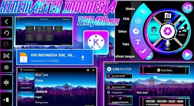 Download Kinemaster Terbaru 2021
