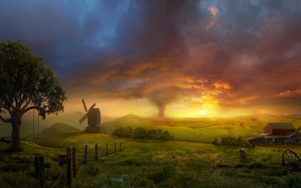 Silent Territory From Dream, Fantasy Scenes 3