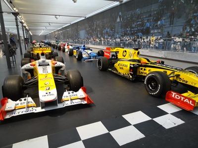 2017.08.24-214 rangée de Formules 1