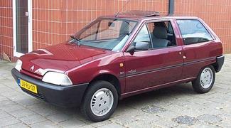 Citroen 1986 AX