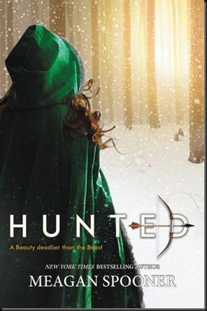 Hunted  (Hunted #1)