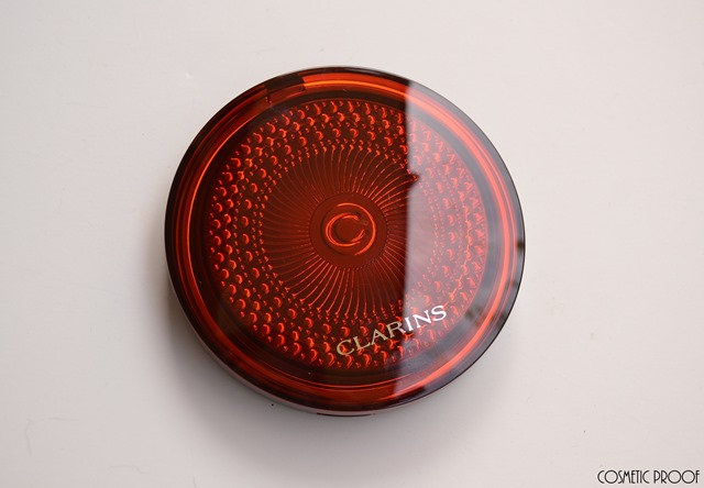 Clarins Summer Bronzing Compact Aquatic Treasures Collection Summer 2015 Review Swatches