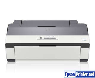 Reset Epson ME-1100 printer Waste Ink Pads Counter