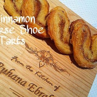 ~ Cinnamon Horse Shoe Tarts ~