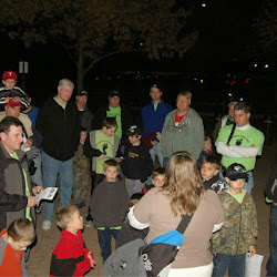 2011 Guides Fort Worth Zoo Sleepover