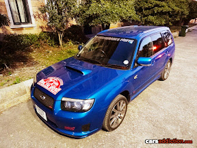 Jap Performance Parts Subaru Forester