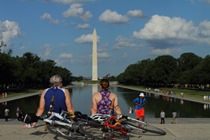 A Washington Monument Special Admiration Moment