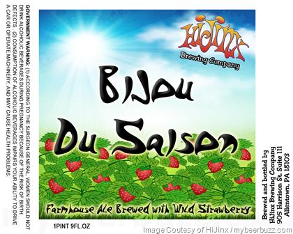 HiJinx Releasing BiJou Du Saison