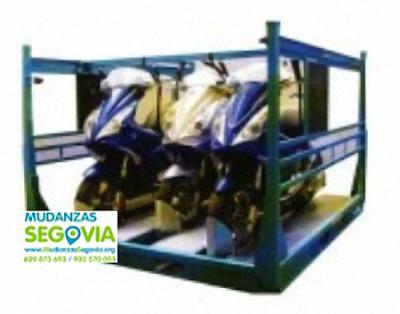 Transportes Basardilla Segovia