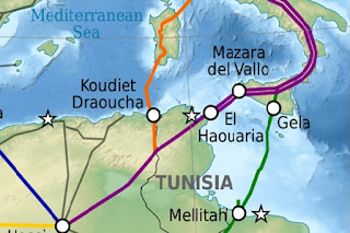 L'Algérie deuxième fournisseur en gaz de l'Italie