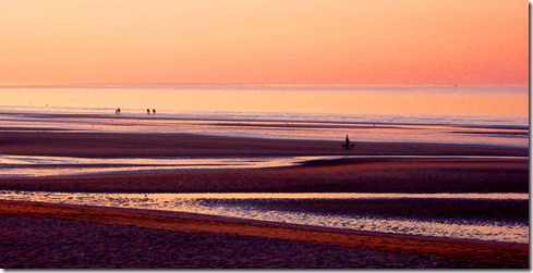 Cabourg Sunset