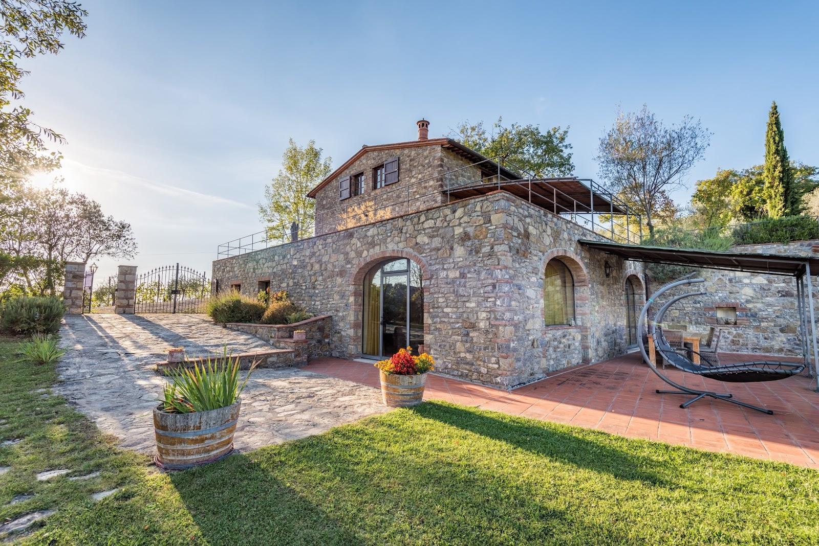 Villa il Roseto_Gaiole in Chianti_2