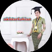 The latest model of Kebaya Graduation