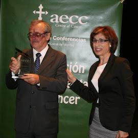 Inauguración IX Ciclo AECC Montijo