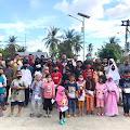 Tukang Bemor dan Anak Yatim di Wajo Dapat Bantuan dari At-Taubah Peduli