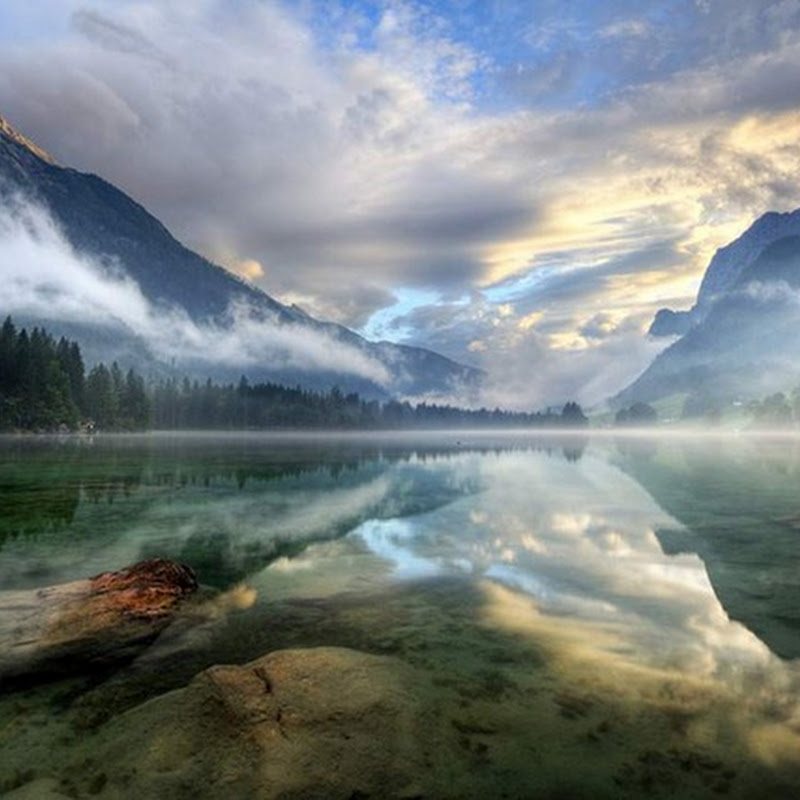 12 Awesome Nature Photos Of Incredible Places.