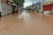 BPBD Karawang Siapkan Logistik Bantu Korban Banjir