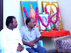 ANMR Ganesh Babu with K.S.Kannan (old Worker) :: Date: May 14, 2007, 11:12 AMNumber of Comments on Photo:0View Photo