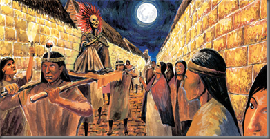 momia-inca