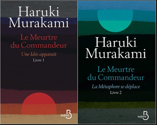 Murakami. Đàn ông, đàn bà, mặt trăng
