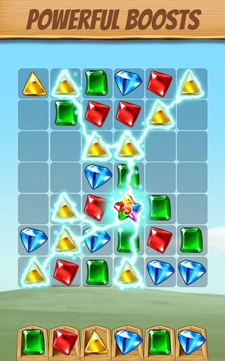 Cascade: Spin & Match Gem Puzzle App screenshot 3